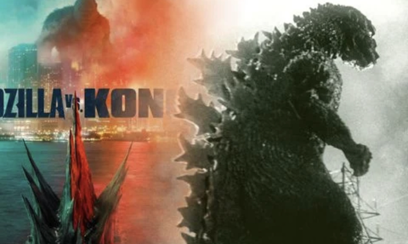 The new poster for Godzilla va Kong proposes that Godzilla will be the hero of the story